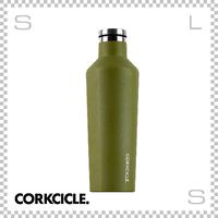 CORKCICLE コークシクル ウォーターマン キャンティーン 16oz オリーブ 2016WO ステンレス製 マグボトル 携帯ボトル