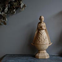 PENA solid wood sign Blessed Virgin