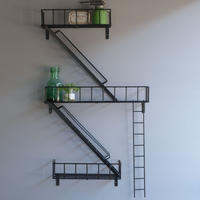 FIRE ESCAPE  A/SET