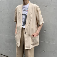 90s easy tailored jacket(BEG)