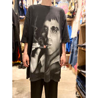 """SCARFACE"" oversized printed tee"