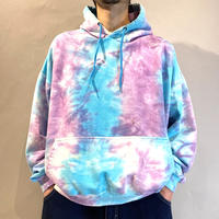old tie-dye hoodie sweat shirt