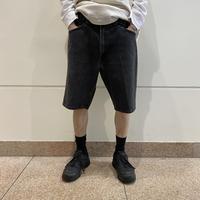 """90s """"Levi's"""" 550 denim short pants"""