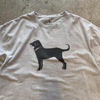 "2013s ""THE BLACK DOG"" printed tee"