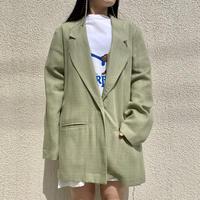 80s~ easy tailored jacket