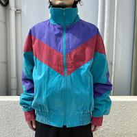 """90s """"Wrangler"""" BRUSHPOPPER zip up jacket"""