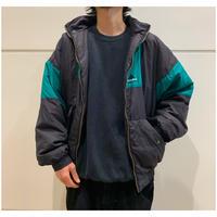 "90s ""adidas EQIPMENT"" poly hooded jacket"