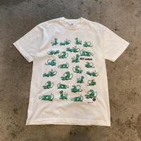 90s 四十八手 printed tee