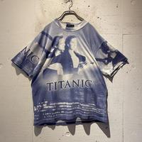 『TITANIC』full print T-shirt