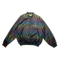 "90s ""Surf STYLE"" harf zip pullover jacket"