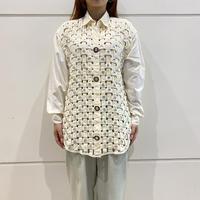 "90s ""YAK MAGIK"" design shirt"