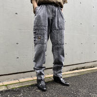 "90s ""Lee AIR GEAR"" chemical denim pants"