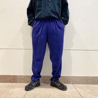 90s fake suede easy slacks pants