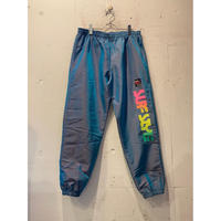 "old ""SURF STYLE"" nylon easy pants"
