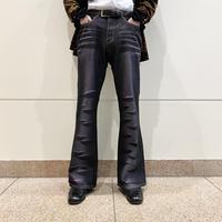 90s~ flare denim pants