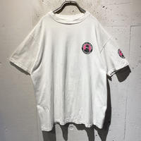 """80s~ """"PUBLIC IMAGE CLOTHING"""" printed tee"""