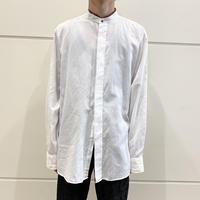 90s~ L/S band collor shirt