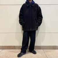 90s zip up corduroy jacket(BRW)