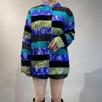 switching design China motif jacket
