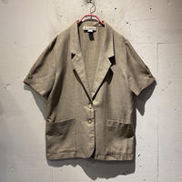 S/S easy tailored jacket