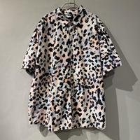 S/S leopard patterned shirt