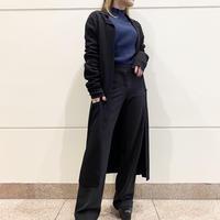 90s rayon blend long dress