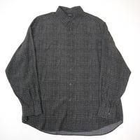 Oversized rayon shirt