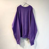 90s plain sweat shirt