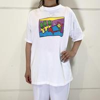 90s design printed tee
