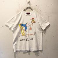 80s unique printed T-shirt