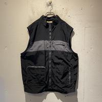 90s~nylon design vest