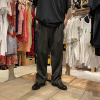 90s 2tucks slacks pants