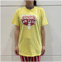 """80s """"DOUGHBOY"""" print t-shirt"""