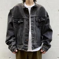 "90s  ""Levi's 70598"" black trucker  jacket"