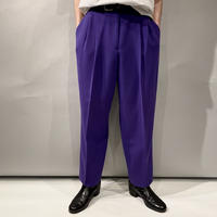 90s 2tucks slacks pants