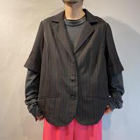 00s s/s tailored jacket