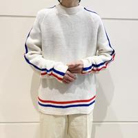 70s ski knit sweater
