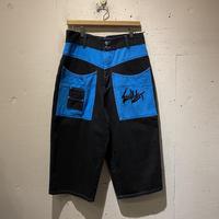 90s〜 two-tone design half pants
