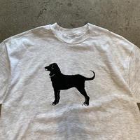 "90s ""THE BLACK DOG"" printed tee"
