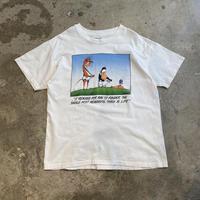 90s printed tee