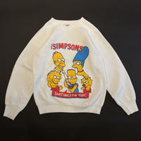 "90s ""THE SIMPSONS"" sweat shirt"