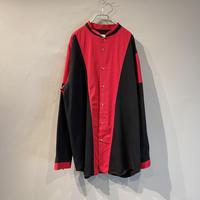 90s 2tone L/S design shirt