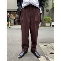 90s two tuck slacks pants