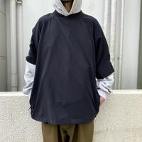 "00s~ ""adidas"" 2way design pullover"
