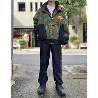 90s design nylon jacket