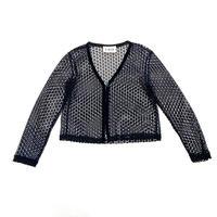 80s〜90s mesh cardigan