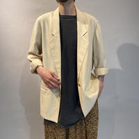 90s〜easy tailored jacket