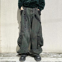 """ TRIPP nyc"" camouflage bondage pants"