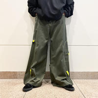 90s〜extra wide design pants