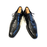 """""""GUCCI"""" leather wingtip dress shoes"""
